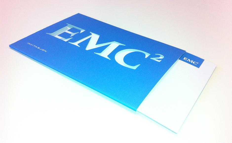 EMC utstanset eske