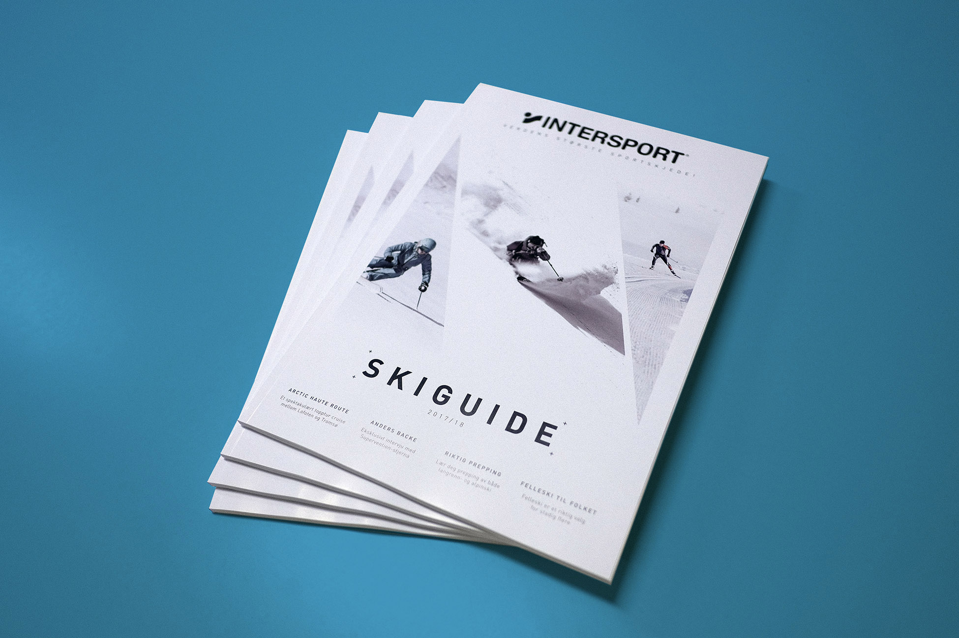 Intersport Skiguide for vinteren 17/18