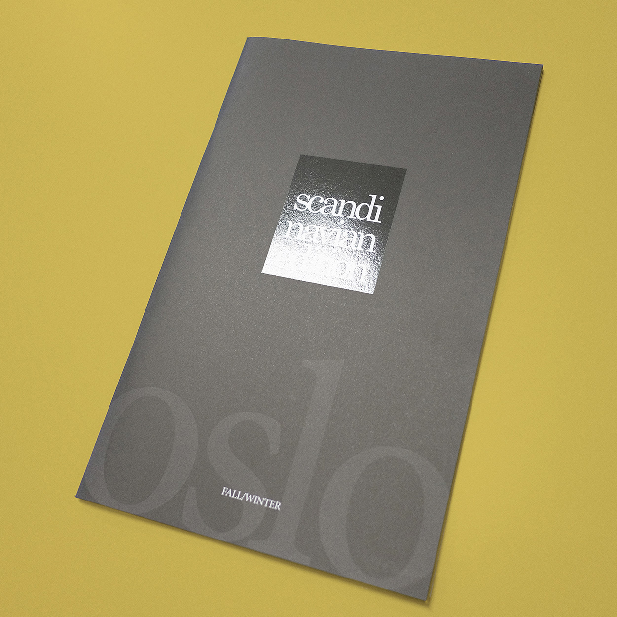 Scandinavian Edition Brand catalog